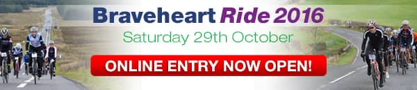 2016 Braveheart Ride